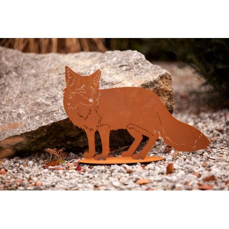 Rost Fuchs 52 cm lang