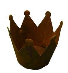 Krone Ø 23cm zum bepflanzen