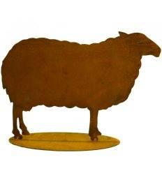 Texel Schaf Berthold 50 cm (groß)