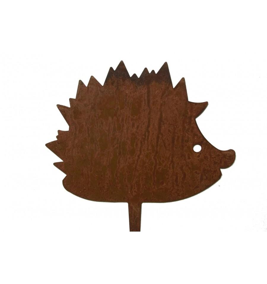Ziegenbock rost edelrost metall figur for Rostiges deko