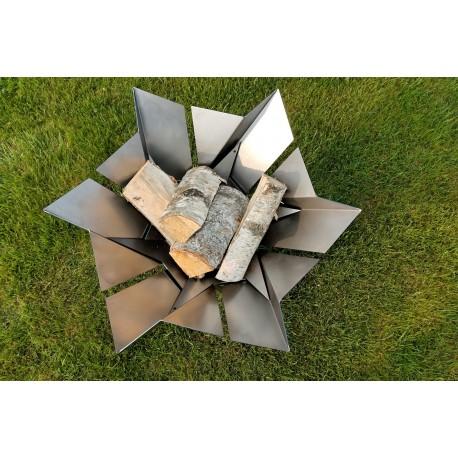 SvenskaV Feuerkorb Phönix Ø 45,5 cm Designer Feuerstelle