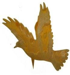 Taube Metallsatz - zum Einschlagen in Holz