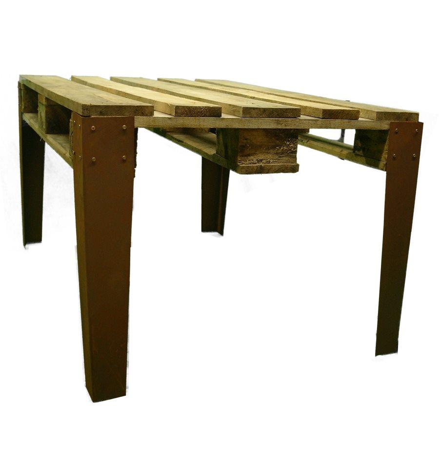 tischbeine f r paletten 60 100 cm hoch verschiedene gr en. Black Bedroom Furniture Sets. Home Design Ideas