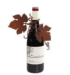 Weinranke nur Blätter zum Wickeln Läge ungebogen 35cm, Blatt ca 9cm