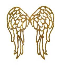 Flügelpaar zum Hängen an Vasen oder Gestecke, Höhe 20 cm