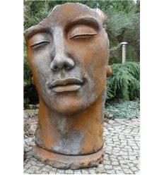 Menschen und silhouettenmetalldesign metallmichl for Gartenskulpturen rost