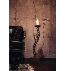 """Candle Chain """"gebogen"""" Größe 1"""