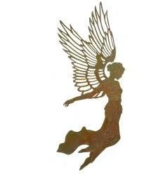 Engel fliegend Aurelie  XL 85 cm groß zum aufhängen