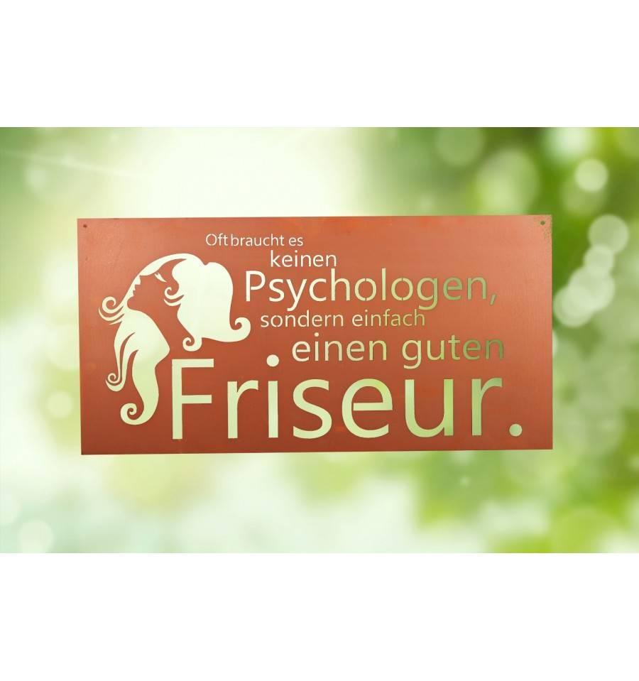 """Verschiedene Friseur Sprüche Dekoration Von Gedichttafel """"friseur"""". Loading Zoom"""