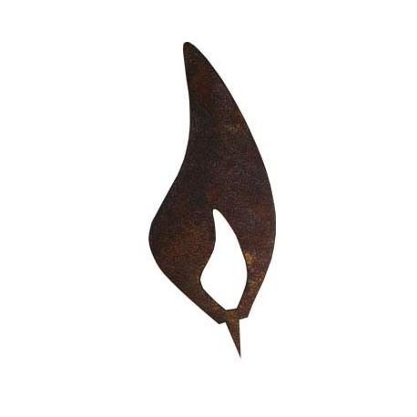 Flamme 20 cm