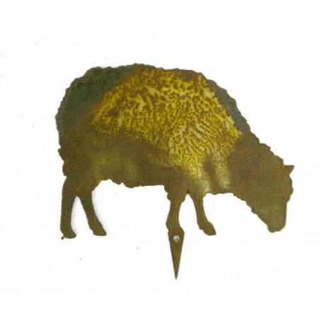 Deko Schaf zum Basteln