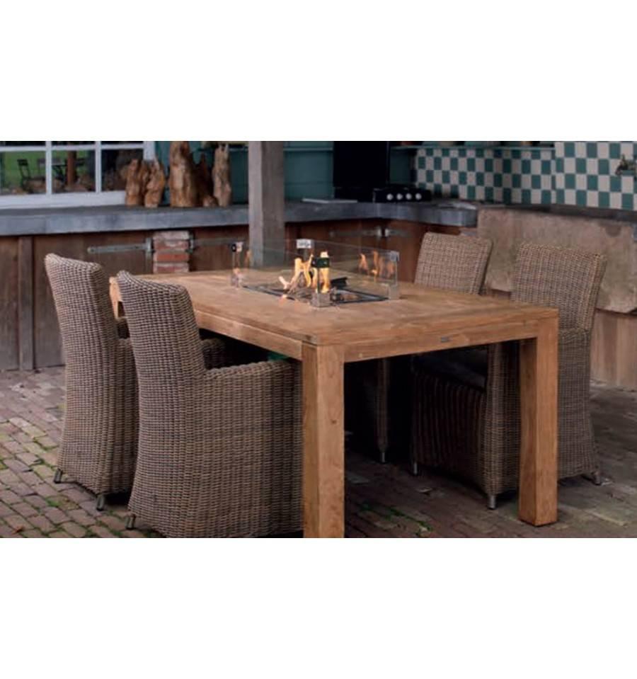 outdoor feuertisch die exklusive feuerstelle. Black Bedroom Furniture Sets. Home Design Ideas