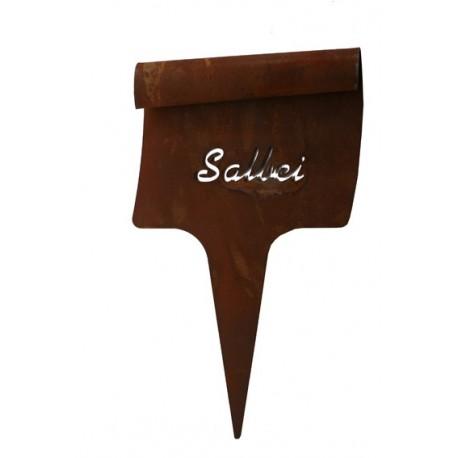 Edelrost Beetstecker Salbei vom Metallmichl