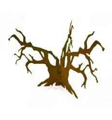 Baumgestell für Halbkugeln mit 50 cm Durchmesser z.B. Halbkugeln, Weidekugel, Betonkugel, Holzkugel etc.