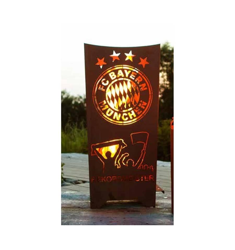 Feuerkorb Bayern München : offizieller feuerkorb des fc bayern f r ihre fu ballparty ~ Lizthompson.info Haus und Dekorationen