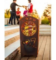"""FC Bayern Feuerkorb """"Fans"""""""
