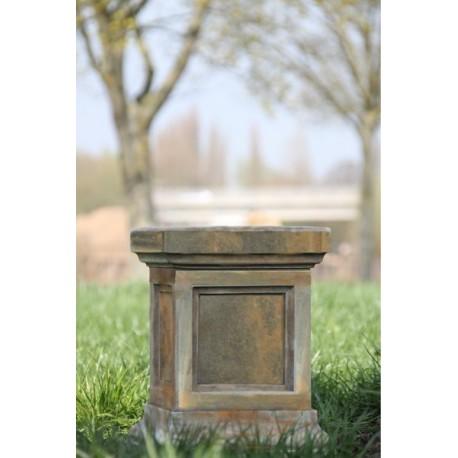Steinguss Podest Säulenständer