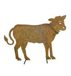 Tiere und tierfiguren in edelrost deko vom metallmichl for Tiere aus rostigem metall
