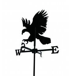 Wetterfahne GREIFVOGEL KLEIN 29 cm x 76 cm