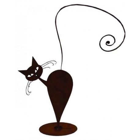Deko Katze Abstrakte Kunst Modernes Design