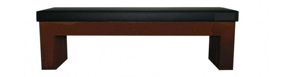 M bel outdoor in edelrost metallmichl for Outdoor mobel outlet