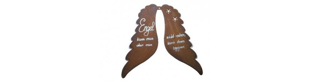 Engel Sprüche Und Schutzengel Zitate Für Den Garten Kaufen