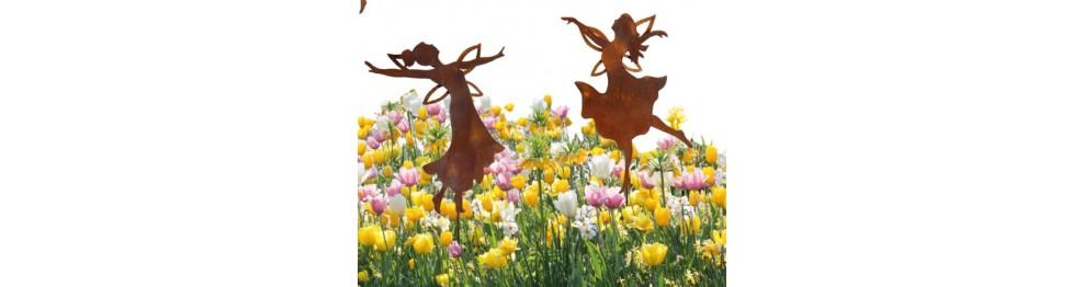 Feengarten Märchenhafte Gartendeko Für Einen Zauberhaften Garten