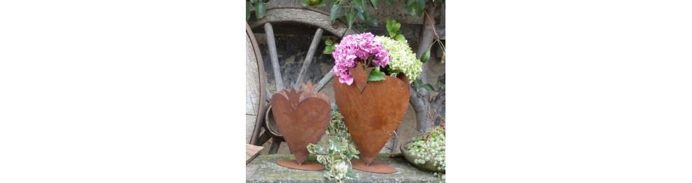Cottage garten romantische gartendeko im stile for Romantische gartendeko