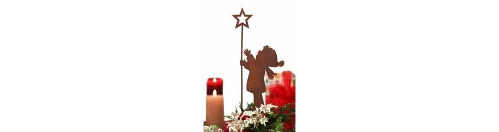 Weihnachtsdeko Für Gastronomie.Weihnachtsdeko Außen Aus Metall Online Kaufen Metallmichl